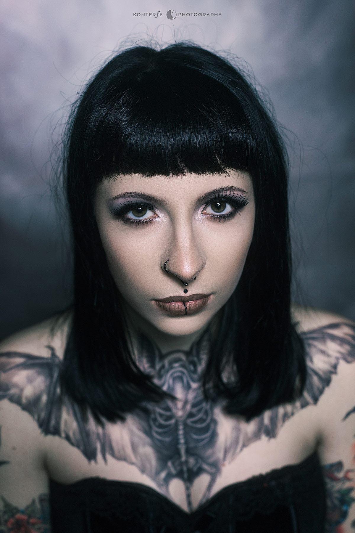 Bat Girl | Beauty Portraits | Photography