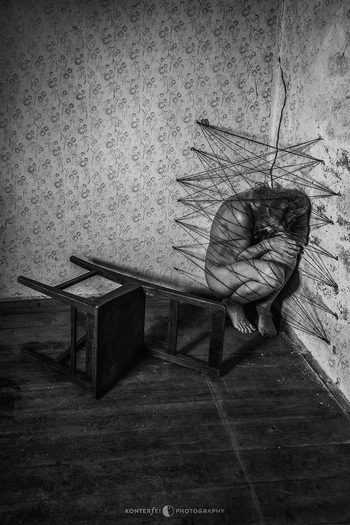 Prisoner of my Mind | Dark Art | Photography