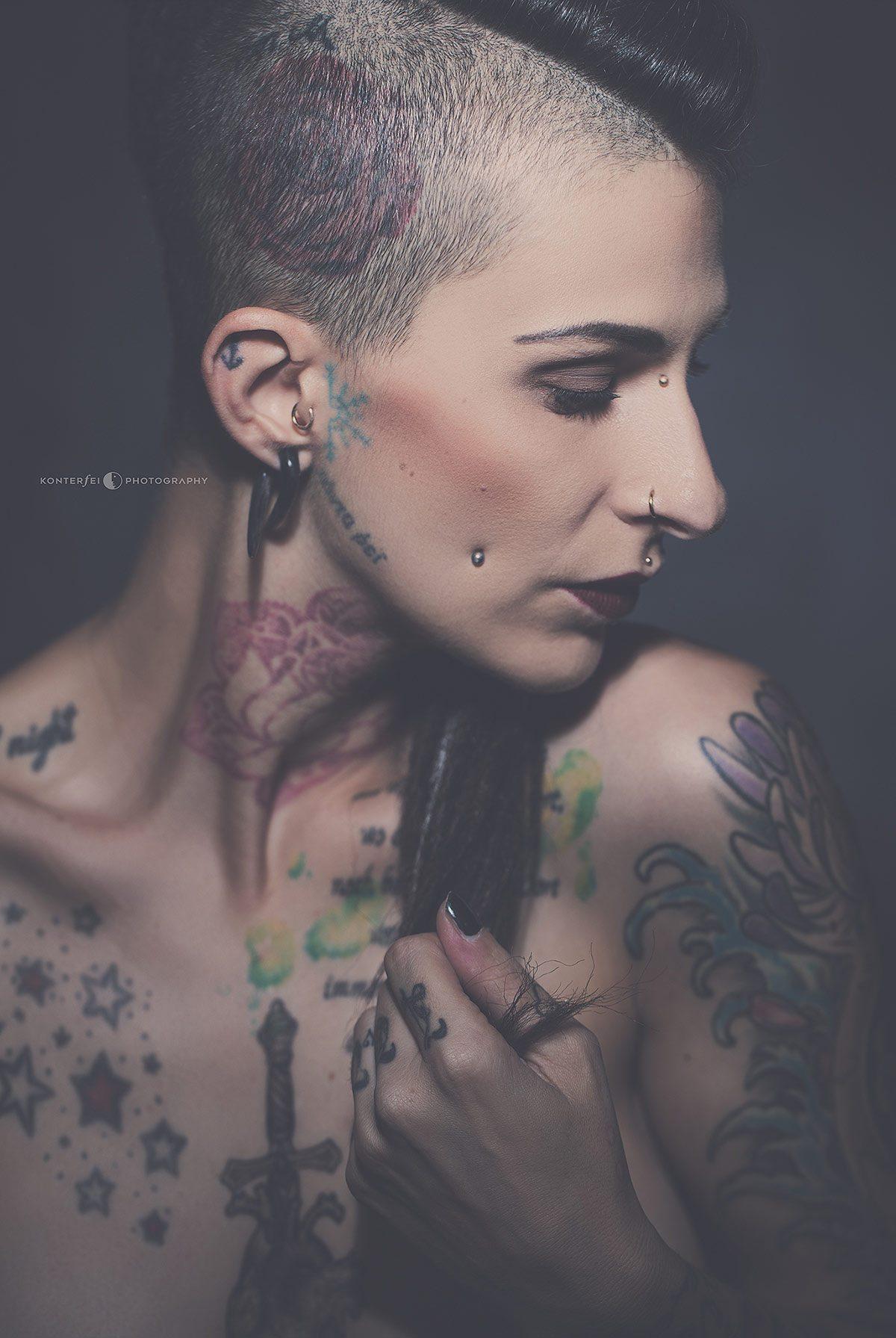 Inked Beauty | Beauty Portraits | Photography