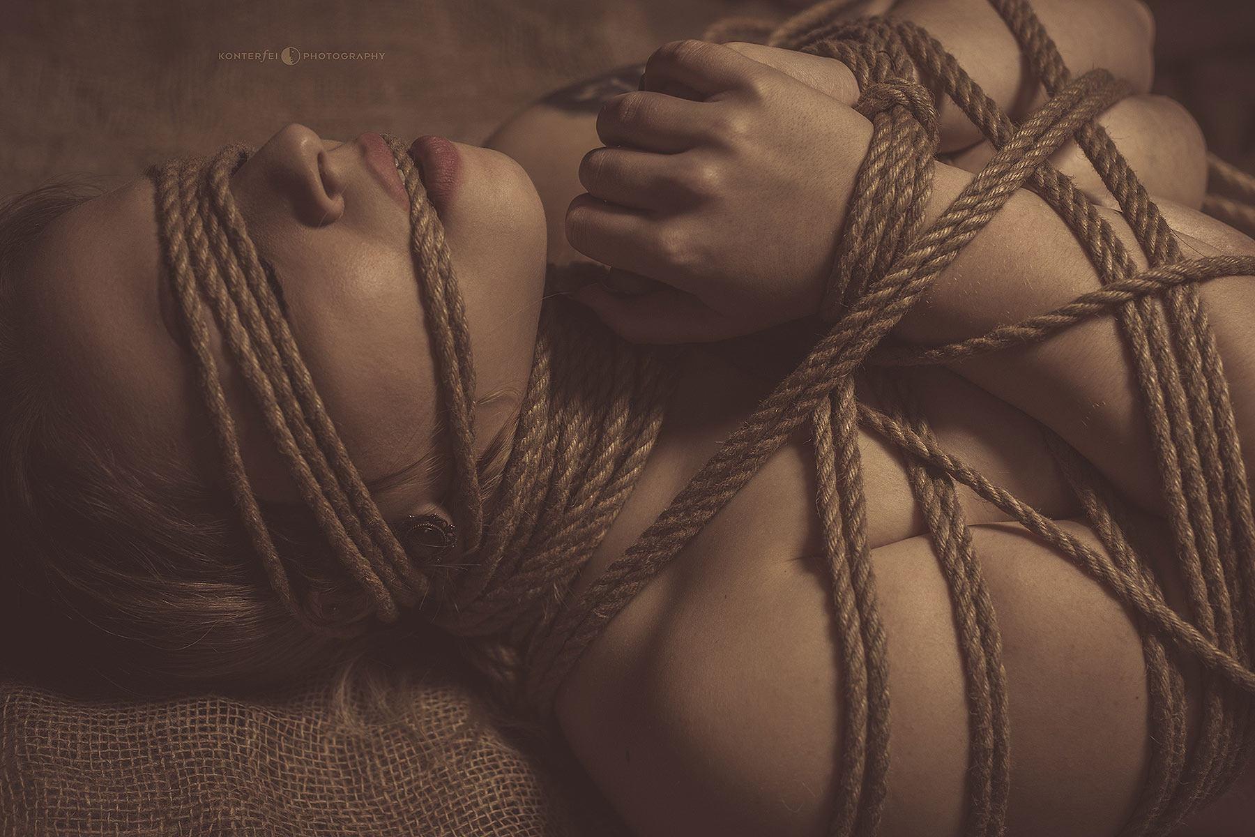 In Rope Heaven | Bondage | Photography