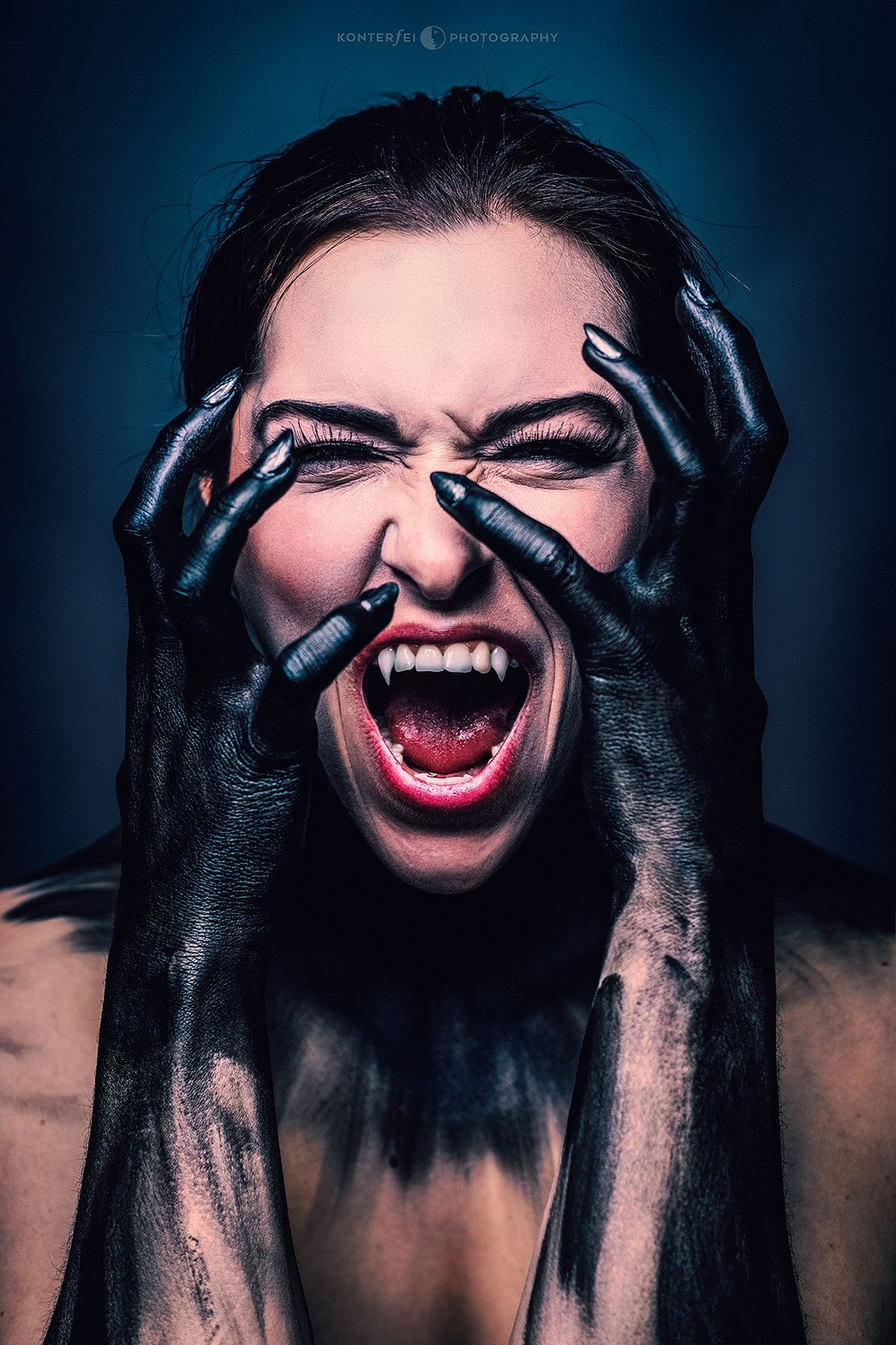 Fangs and Claws | Dark Beauty | Photography