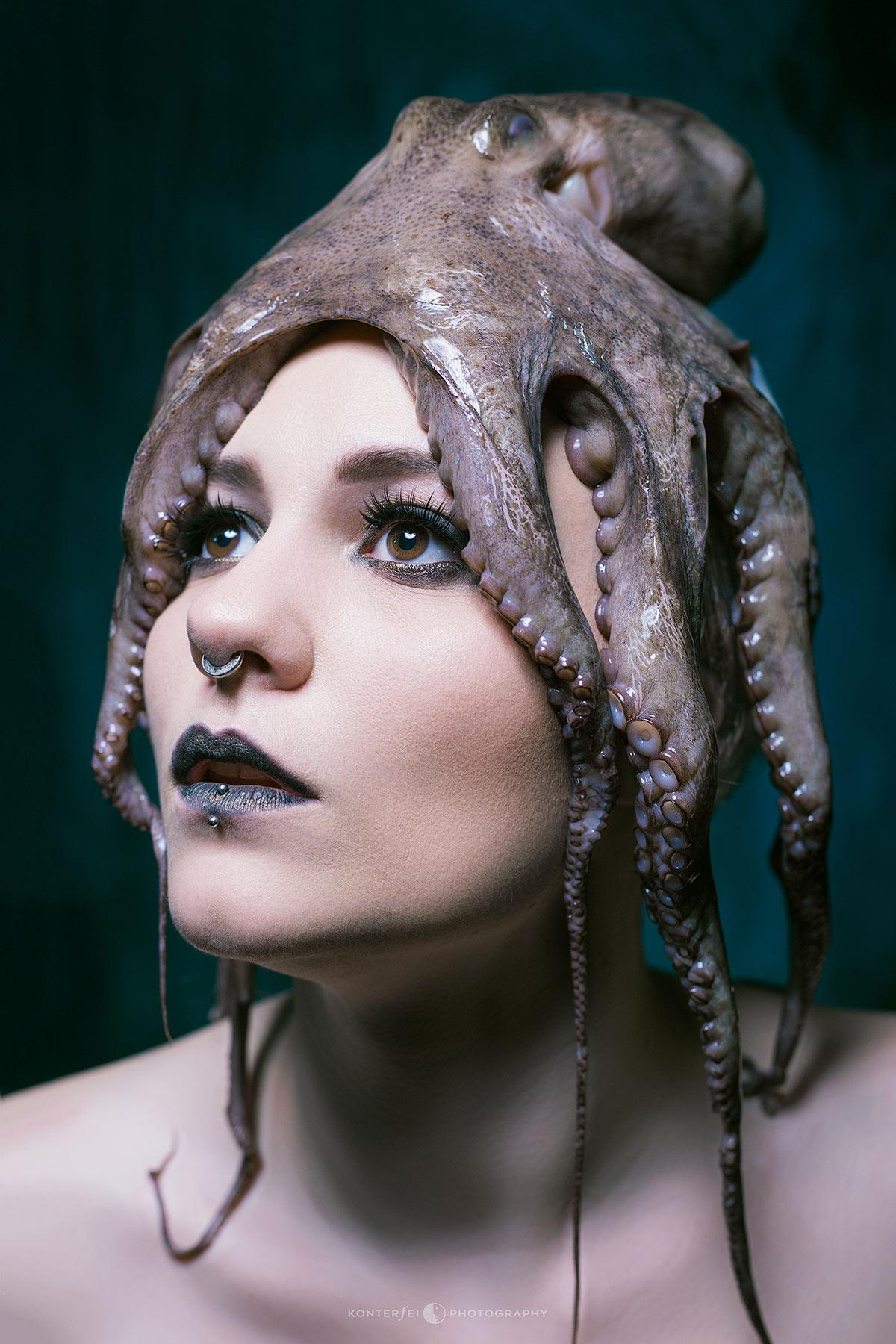 Cthulhu Princess | Dark Beauty | Photography