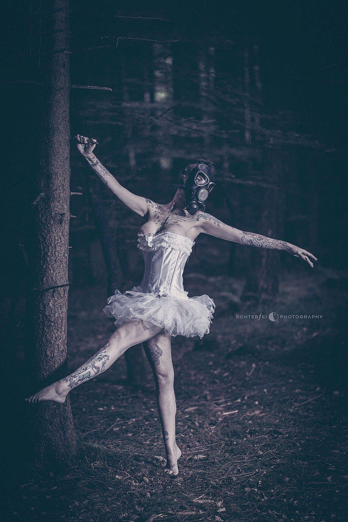 Apocalyptic Ballet | Dark Art | Photography