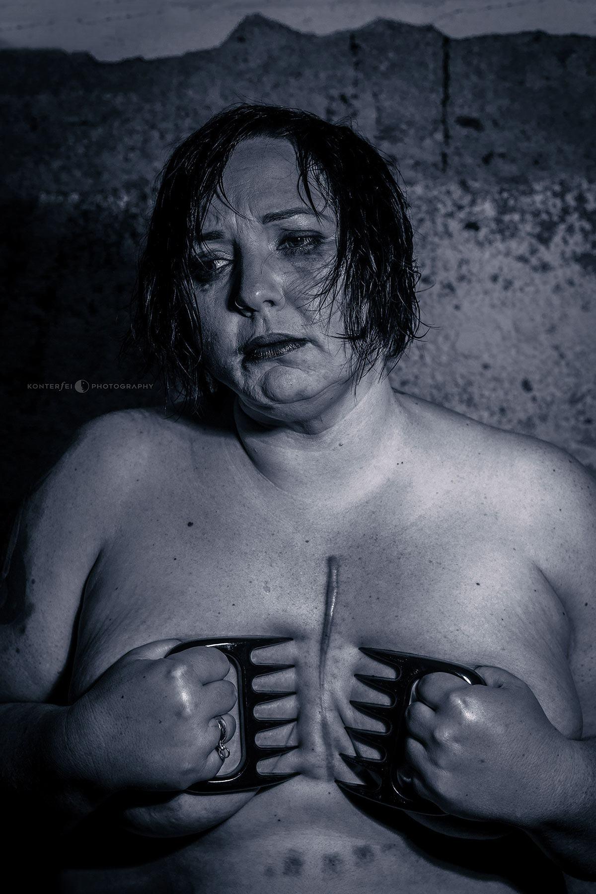 The Path of Agony | Dark Art | Photography