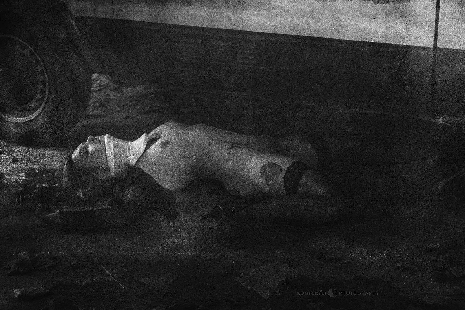 Tear of Petrol | Dark Art | Photography