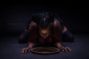 Golden Diet | Dark Beauty | Photography