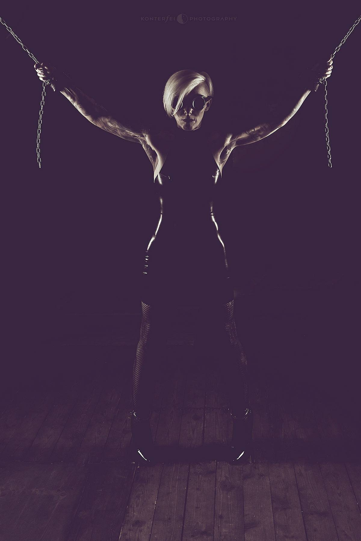 Alone in the Dark | Fetish | Photography