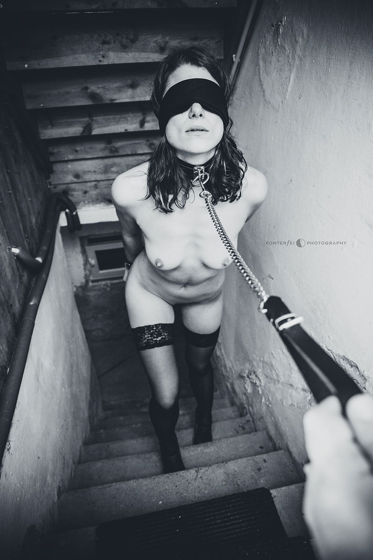 Follow me Blind | Fetish | Photography