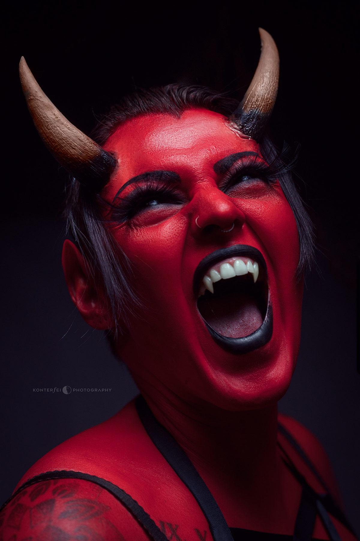Scream from Hell | Dark Beauty | Photography